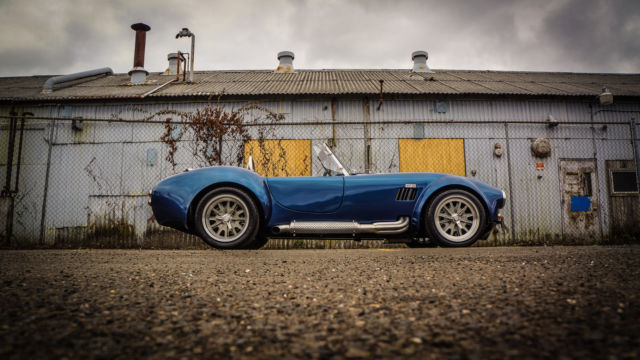 PRE-OWNED 1965 BACKDRAFT RT3 ROUSH 427R 550HP BUILT AND