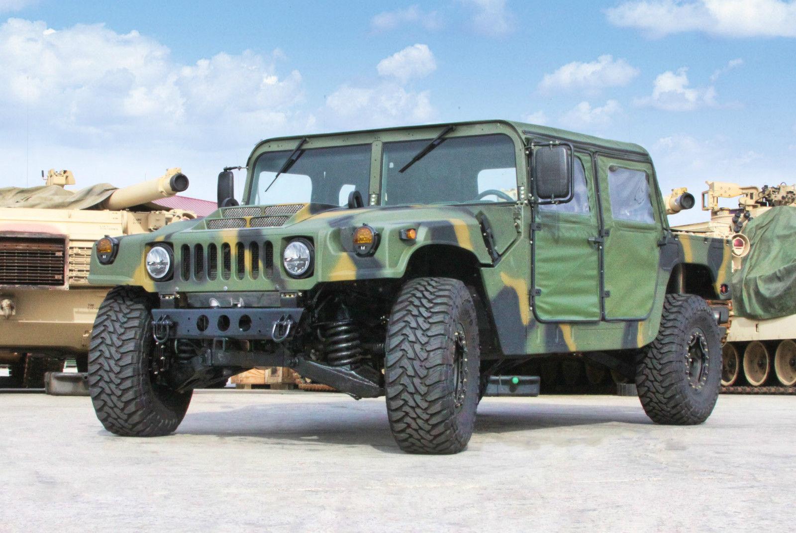 Predator Motorsports M998 Humvee Hmmwv For Sale In Vista