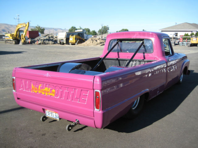 Pro Street 1966 Ford P U Built 514 Big Block Show Amp Go