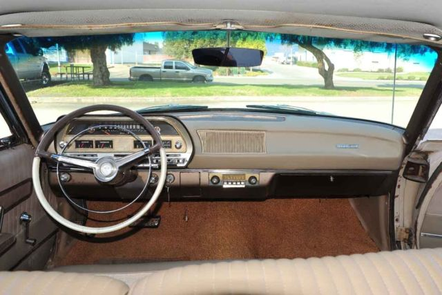 project 1963 dodge 440 2 door hardtop 318 auto mopar new paint interior for sale in stockton. Black Bedroom Furniture Sets. Home Design Ideas