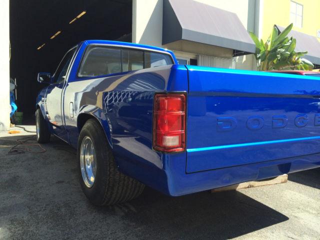 Prostreet Dodge Dakota Over K Invested Protouring 700hp