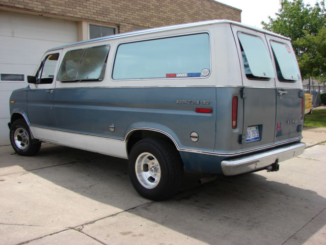 R Ford Econoline Custom Conversion Daily Driver Must Sell