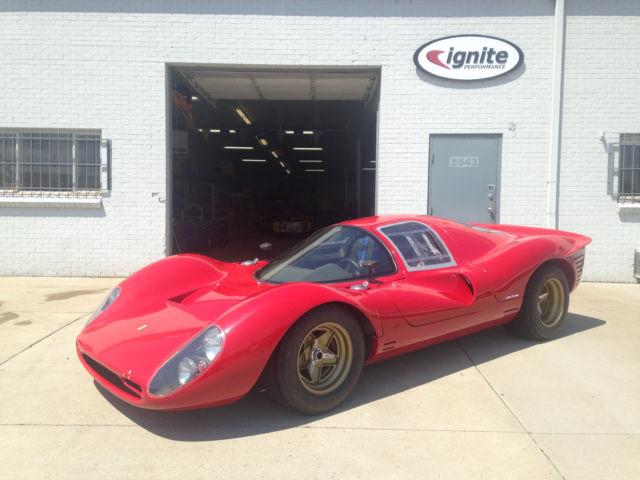 Race Car Replicas Rcr Ferrari P4 For Sale Photos Technical Specifications Description