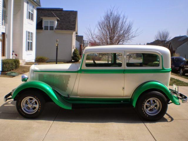 Rare 1933 classic plymouth 2 door sedan show car for 1933 dodge 4 door sedan for sale