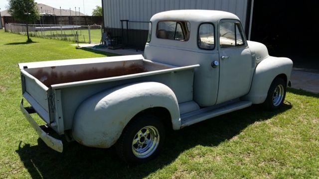 Rare 1953 chevrolet 3100 five 5 window pickup truck texas for 1953 chevrolet 5 window pickup for sale