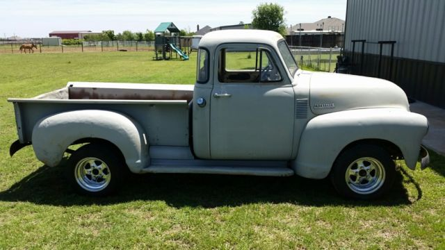 Rare 1953 chevrolet 3100 five 5 window pickup truck texas for 1953 5 window chevy truck for sale