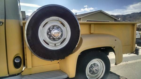 Rare 1955 Ford F250 Stepside Longbed For Sale In Dayton