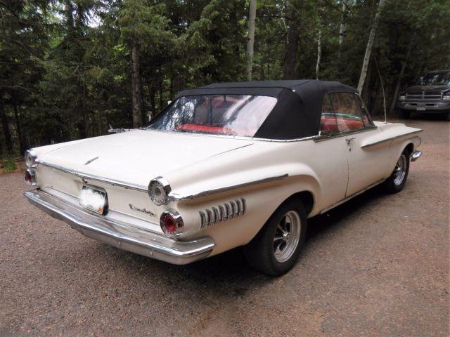 Rare 1962 Dodge Dart Convertible 383 Dual Quad For Sale