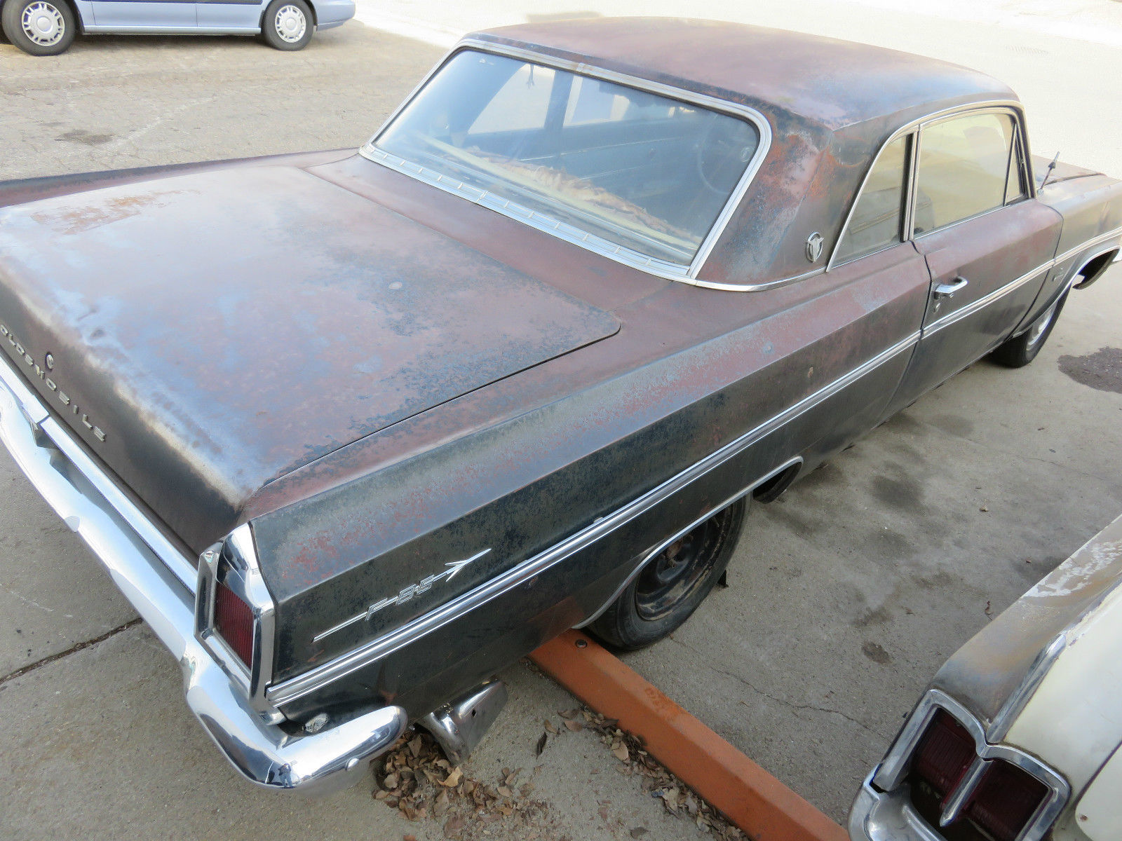 Rare 1963 Oldsmobile Cutlass F85 Rocket Factory All ALUMINUM V8 For