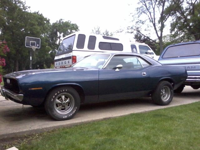 Rare 1971 Barracuda 1 Of 276