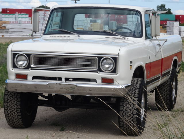 Is International Harvester Red Paint A Special Color