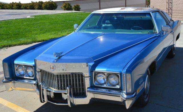 145c70e61fa Rare 1972 Custom Cadillac Dunham Eldorado Superfly Flashcar for sale ...