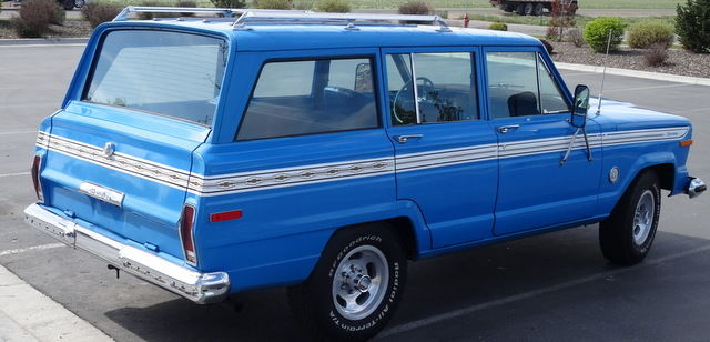 Jeep Grand Wagoneer For Sale >> RARE 1978 Jeep Cherokee Chief Sport, (Wagoneer) 4x4. 89k ...