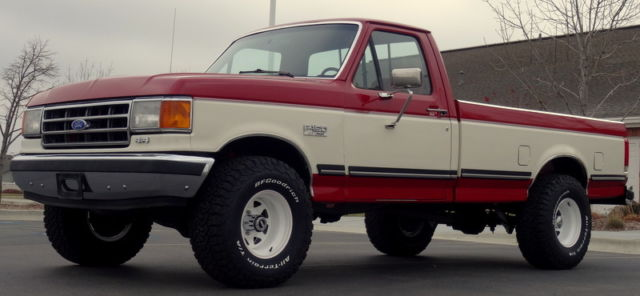 RARE 1989 Ford F150 XLT Lariat edition 4x4, 1 Owner, 34k Original Miles for sale in Caldwell ...