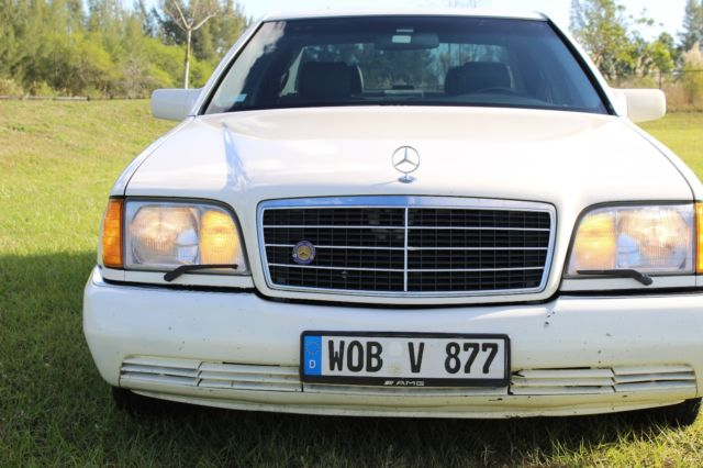 Rare 300sd 300 sd w140 well maintained runs great nothing for 1993 mercedes benz 300sd