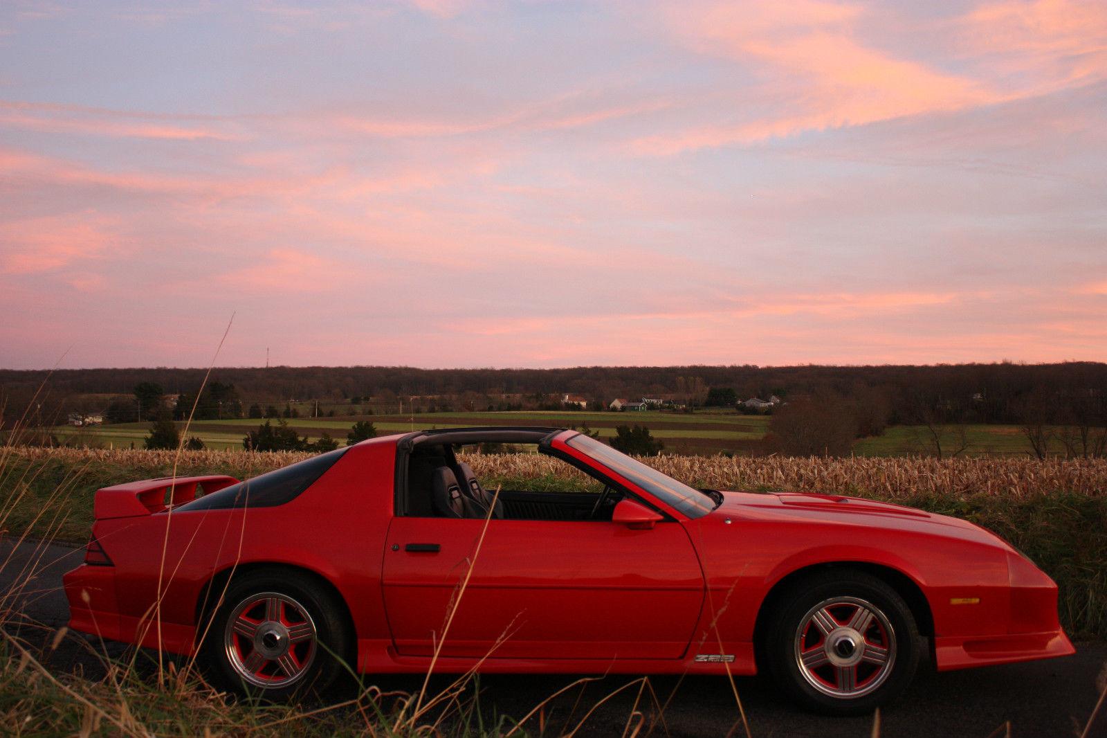 RARE 92 Z28 Camaro 25th Anniversary Edition for sale in