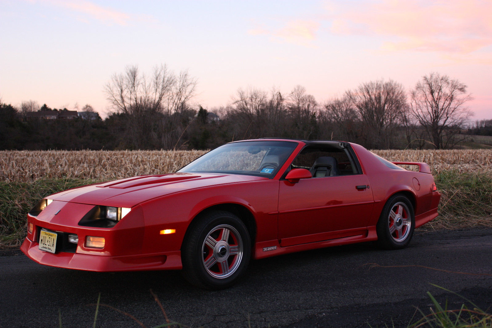 Rare 92 Z28 Camaro 25th Anniversary Edition For Sale In