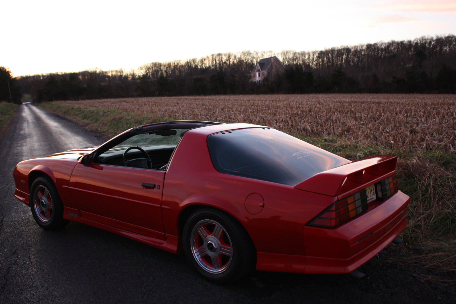 RARE 92 Z28 Camaro 25th Anniversary Edition for sale in ...