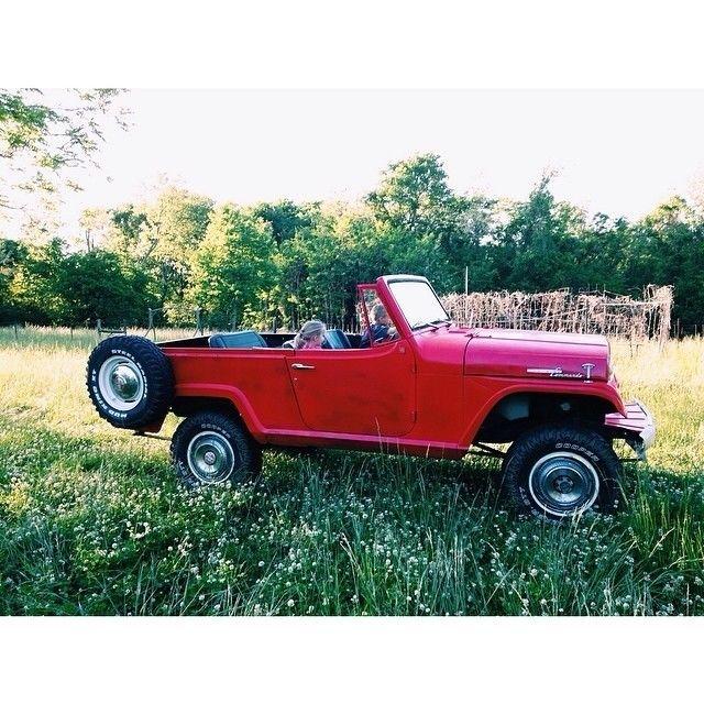 Rare Jeep Jeepster Commando 1968 4x4 4wd C101 Cj Cj6 Wrangler Scrambler For Sale In Madison