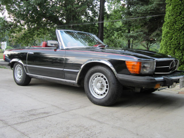 Rare mercedes 240 sl european model for sale in cleveland for 240 mercedes benz for sale
