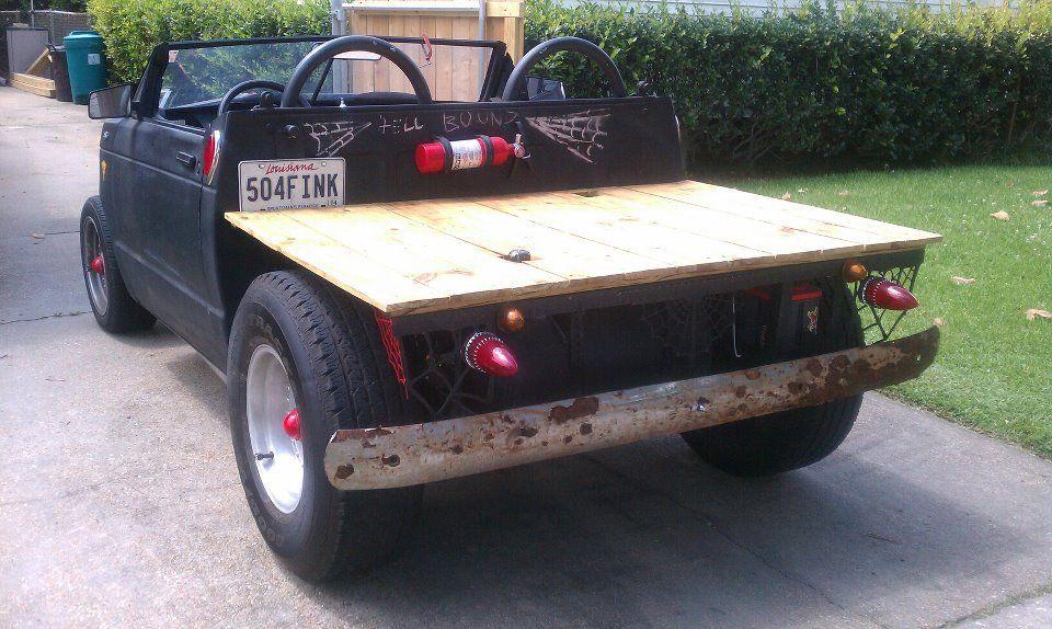 Rat Rod 1991 Chevy S10 Truck \