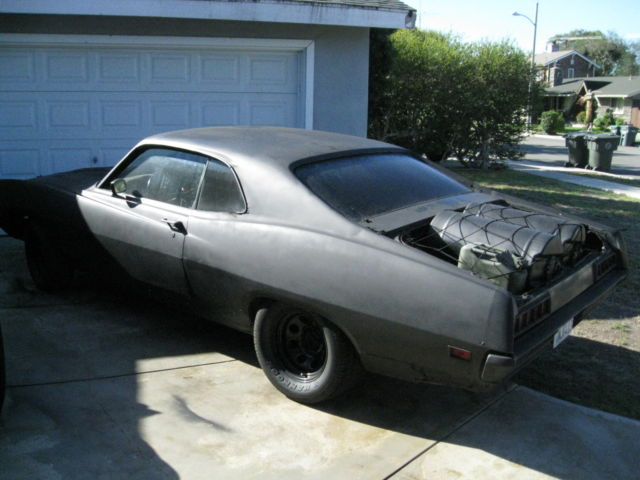 Runs 1970 Ford Torino 2dr Hardtop 70 S Mad Max Muscle As