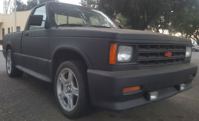 S10 Cameo Edition Pickup Truck similar to GMC Sonoma GT ...