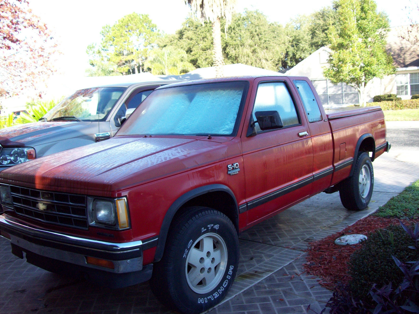 S10 Extended Cab 4x4 Tahoe 1984 For Sale In Hernando