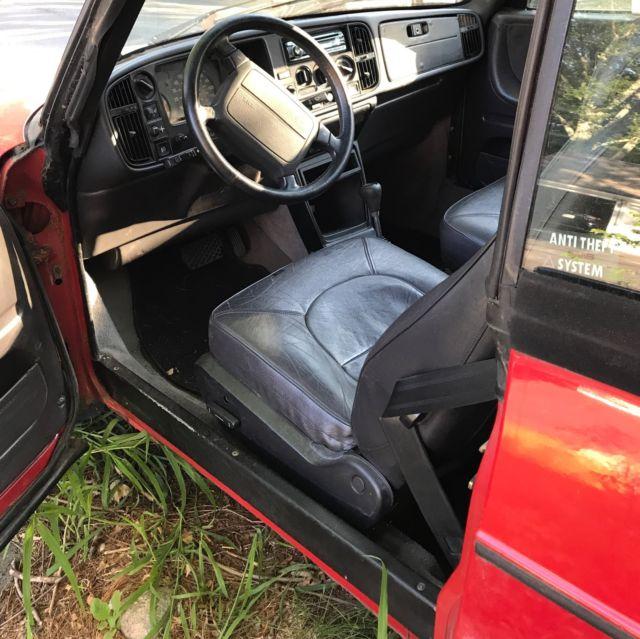 1992 Saab 900 Transmission