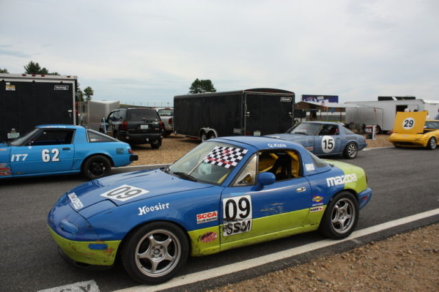 Scca Spec Miata Race Car Ssm Sm2 Sm For Sale In Plainville