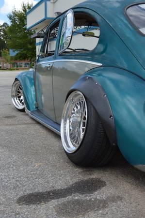 Slammed Volkswagen Beetle Bug Vw