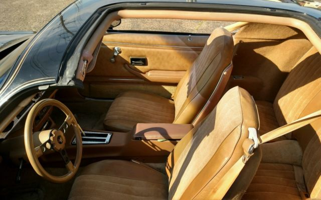 smokey and the bandit pontiac trans am 1980 black for sale in north canton ohio united states. Black Bedroom Furniture Sets. Home Design Ideas