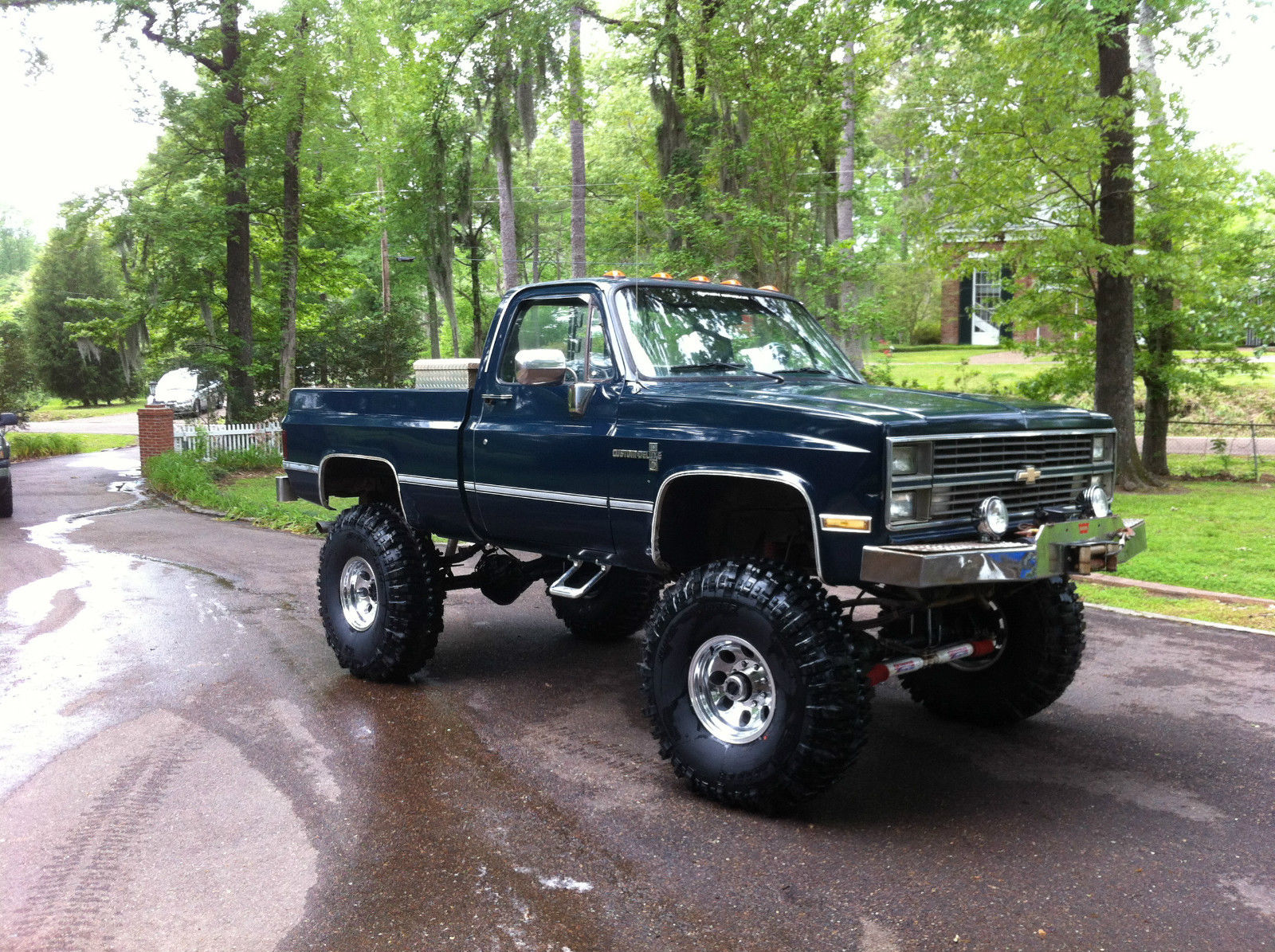 Squarebody Chevy Pickup Truck For Sale In Natchez Mississippi United States For Sale Photos Technical Specifications Description