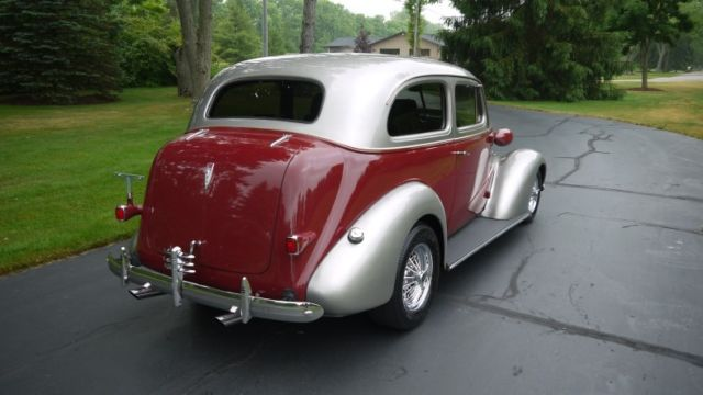 Stunning 1938 chevrolet two door sedan street rod for 1938 chevrolet 4 door sedan