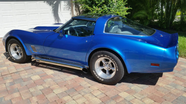 1981 corvette manua