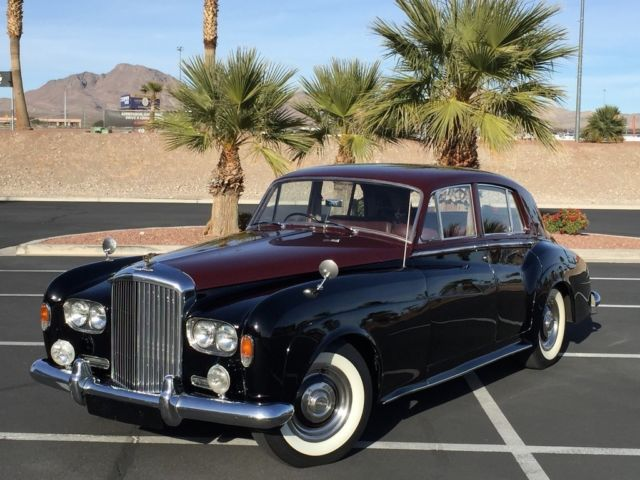 12k In Miles >> Super Rare 1965 Bentley S3 Continental Flying Spur Only 12k