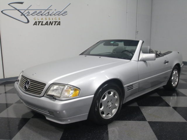 Superrare 5 speed sl 3 0l i6 hottest car of the 90s for 90s mercedes benz