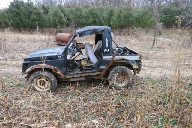 suzuki samurai parts atv rock climber off road 4x4 mud bog for sale