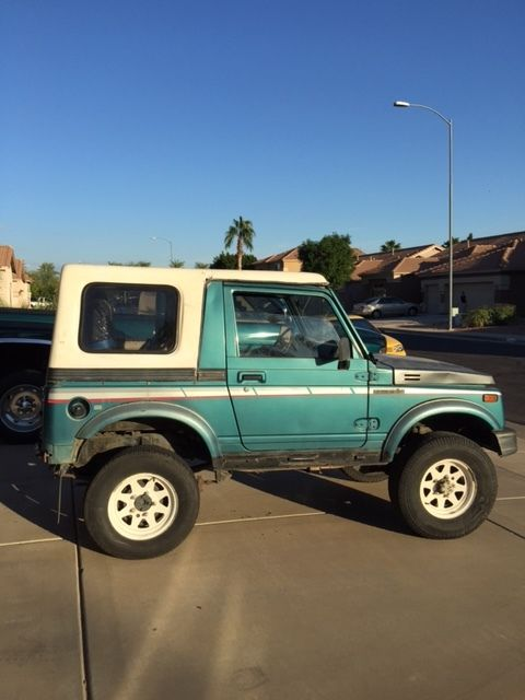 Suzuki Samurai Parts Arizona