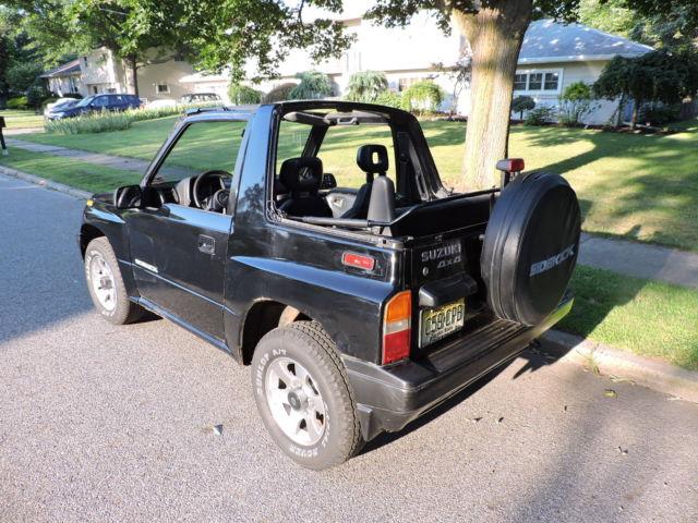 Suzuki sidekick 1994 4wd convertible manual transmission for Motor vehicle wayne nj phone number