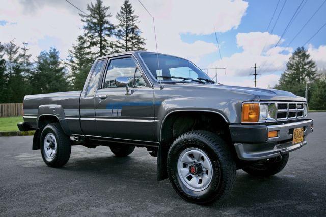 toyota pickup truck t100 tundra tacoma nissan crew cab xtracab 4x4 4wd. Black Bedroom Furniture Sets. Home Design Ideas
