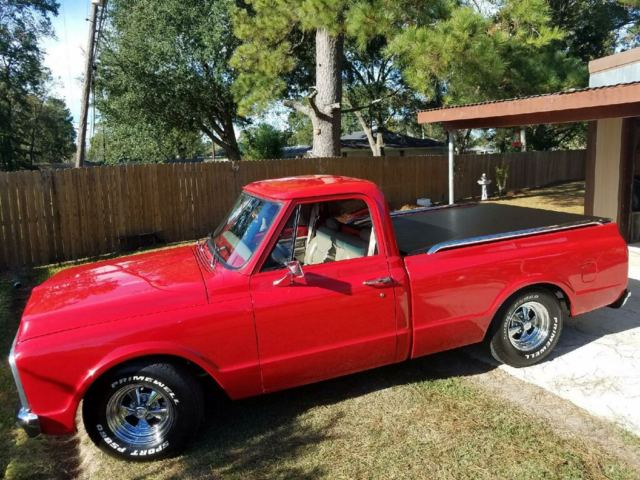 Classic Chevrolet Beaumont Texas >> Truck Classic 1971 Chevy C-10, 350 motor, 7R transmission, disc brakes, air
