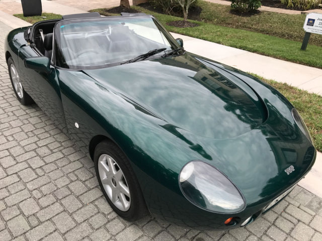 tvr griffith 400 rhd 1992 rare pre cat model v8 5 speed manual florida title. Black Bedroom Furniture Sets. Home Design Ideas