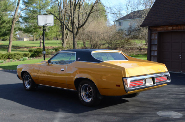 Ultra Rare Mercury Cougar Xr Coupe Ram Air W Factory Sun Roof on Mercury Cougar Coupe For Sale In New Jersey Used