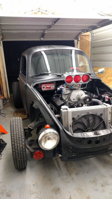 V8 Bug Beetle Rat Rod Hot Rod Chevy Supercharged For Sale