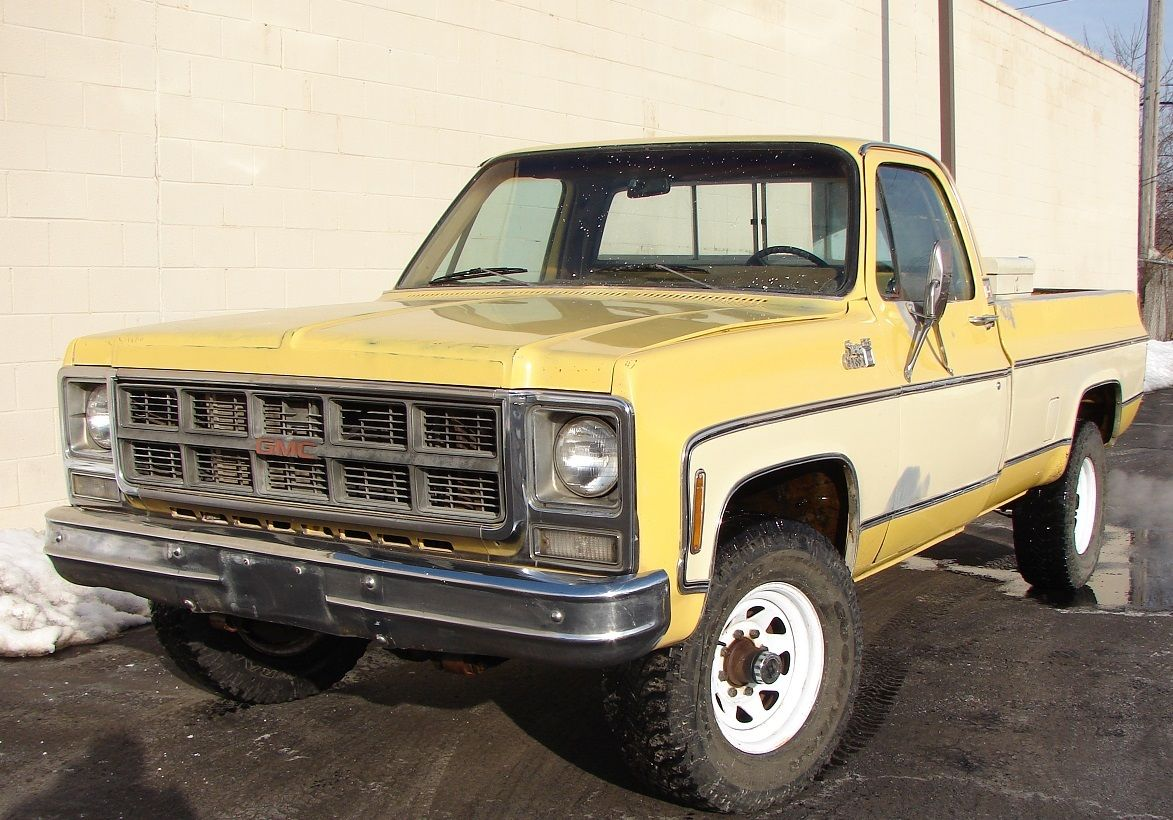 Very Clean Classic Work Truck Starts Runs Stops Great No Winters No Salt No Rust for sale in ...