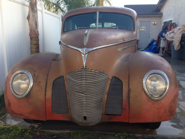 Very Rare 1939 Hudson 6 Hot Rod For Sale In Phoenix