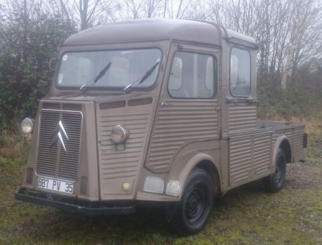 very rare long citroen hy pick up double cabine for sale. Black Bedroom Furniture Sets. Home Design Ideas