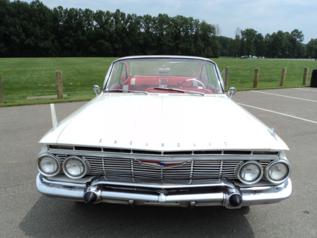 62 Bubble Top Impala >> VERY SLICK CHEVY IMPALA BUBBLE TOP RED/ WHT GM 1961 55 56 57 58 59 60 61 62 63
