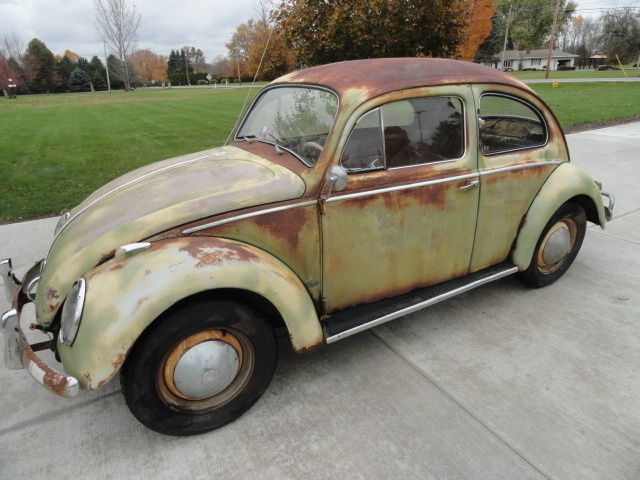 Vintage 1958 Euro Volkswagen Beetle Sedan for sale in Canfield, Ohio, United States